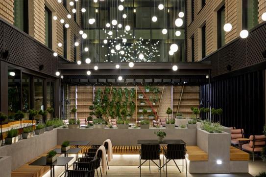 Thiết kế khách sạn bạn muốn có trong nhà sở hữu cho riêng cho mình. Sự chuyên nghiệp, tính đa năng thoải mái cho cả không gian chung cư và biệt thự