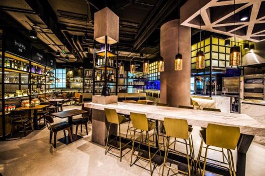 Sở hữu những ý tưởng mấu chốt thiết kế không gian nhà hàng, thi công tạo điều kiện kinh doanh chất lượng, sang trọng, thu hút khách và quảng bá thương hiệu