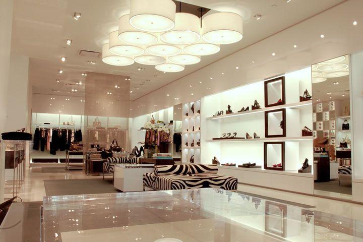 Thiết kế showroom ấn tượng