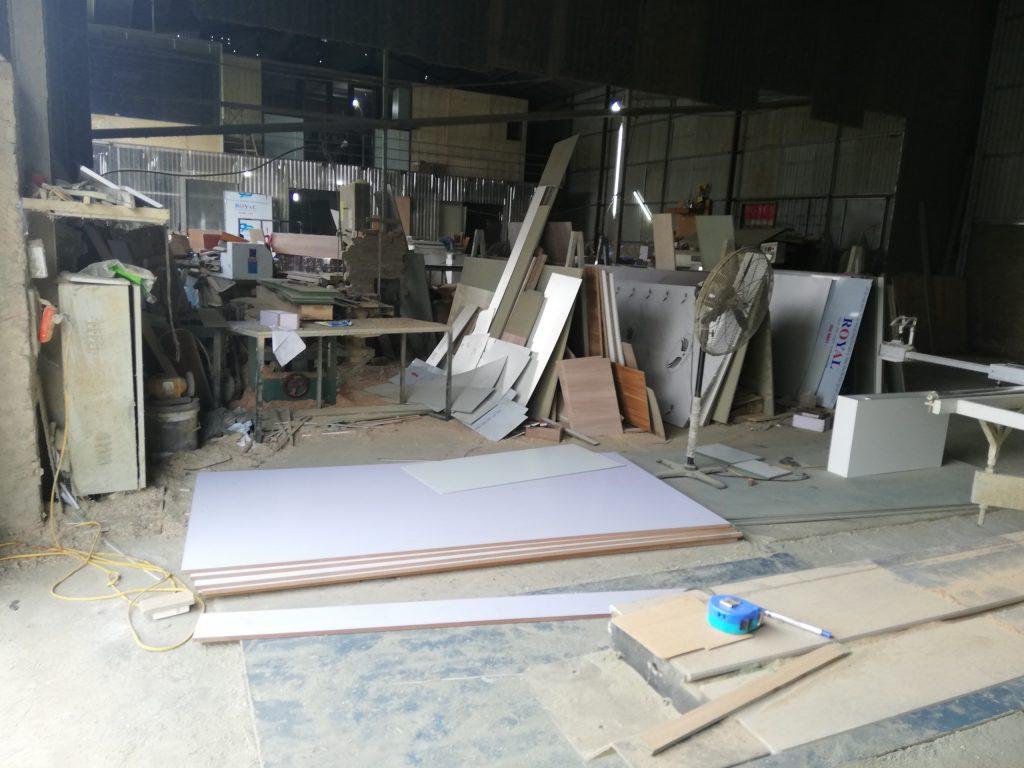 xưởng gỗ công nghiệp hà nội