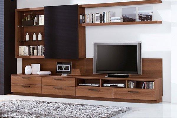 Nội thất gỗ MDF cho phòng khách