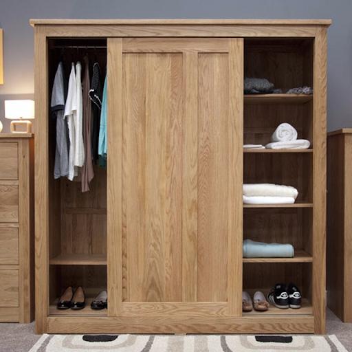 Tủ quần áo gỗ tần bì