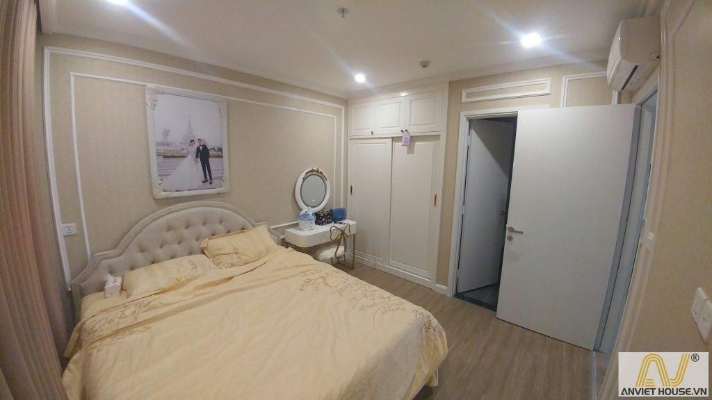 thi công nội thất căn hộ vinhome ocean park