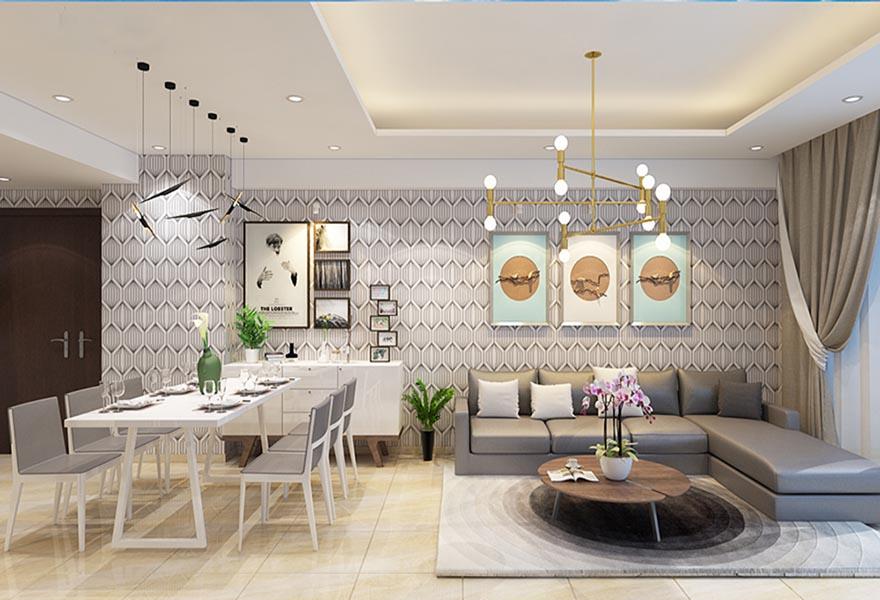 anviethouse thiết kế thi công nội thất căn hộ