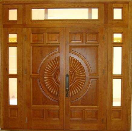 giá cửa gỗ lim nam phi