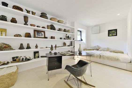 Nội thất phòng làm việc - biệt thự Ibiza