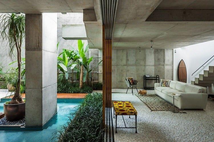 Biệt thự nghỉ dưỡng tại Sao Paolo