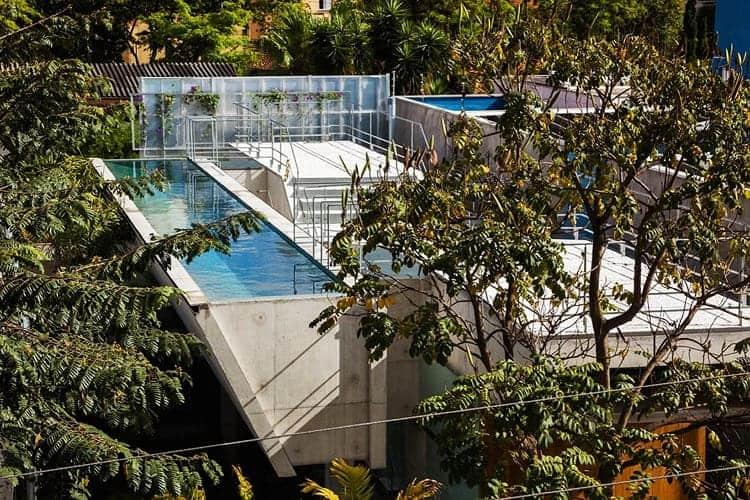 Biệt thự tại Sao Paolo