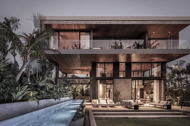 Biệt thự River House Bali