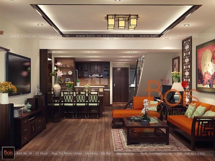 công ty thiết kế nội thất chung cư uy tín Bois
