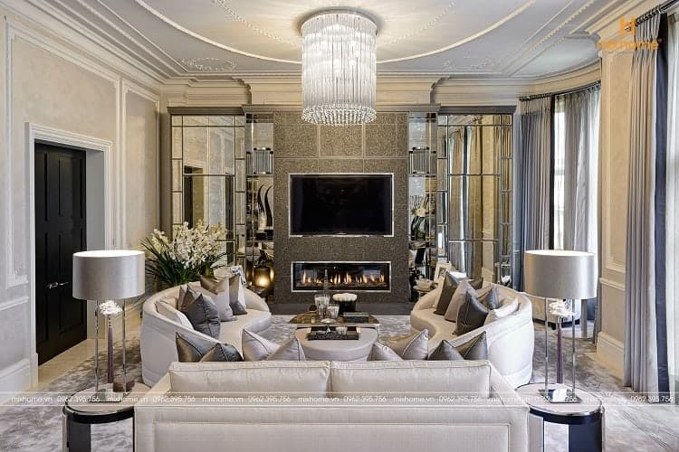 công ty thiết kế nội thất chung cư uy tín MixHome