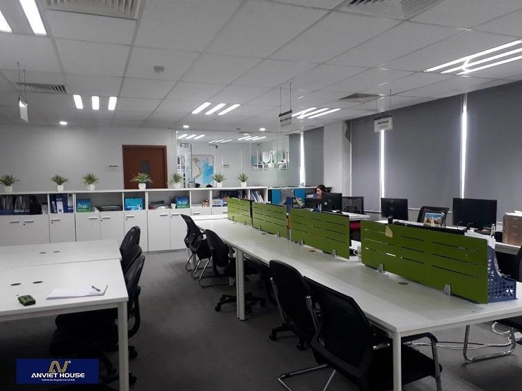 văn phòng làm việc Jellyfish Education - tòa nhà CMC