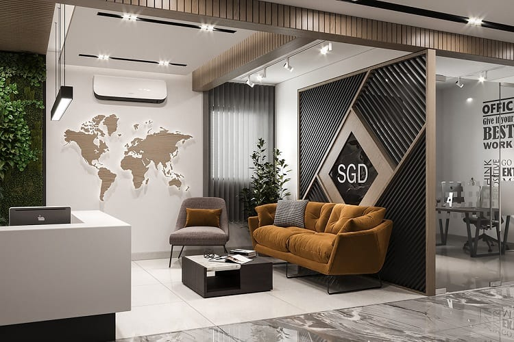 bàn ghế tiếp khách văn phòng