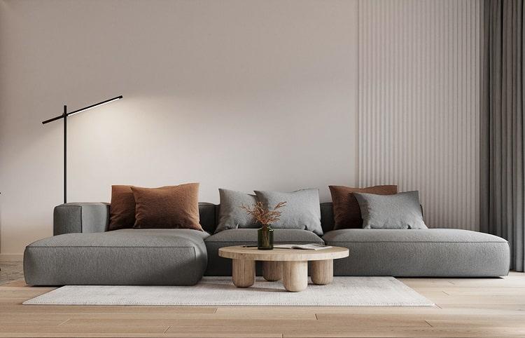 nội thất phong cách tối giản
