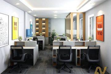 văn phòng công ty Golden Arrow Digital Việt Nam