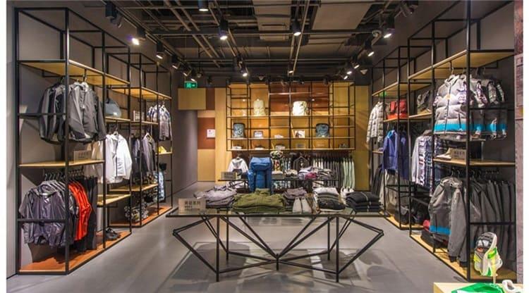 shop quần áo phong cách năng động
