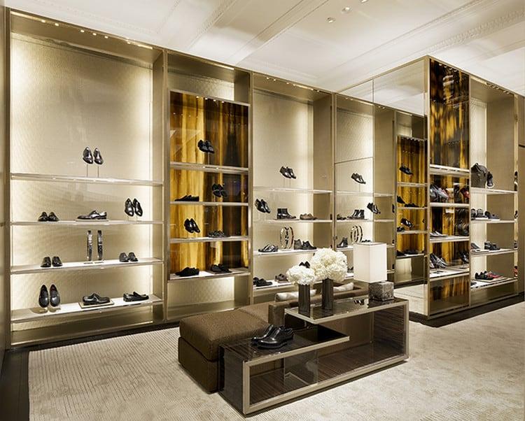 cửa hàng giày da nam cao cấp